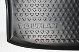 Пластиковий піддон килимок багажника VW Touran 5T0061161, фото 2