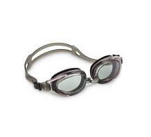 Окуляри для плавання 55685 від 14 років (Чорний)