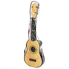 Дитяча Гітара 2508D в чохлі 57 см (Бежевий)