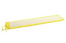 Коврик массажно-акупунктурный MS-1273 с завязками (Желтый)