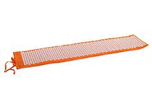 Коврик массажно-акупунктурный MS-1273 с завязками (Оранжевый)