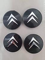 Колпачки, заглушки на диски Citroen Ситроен 60 мм / 56 мм