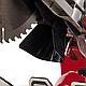 Торцовочная пила с протяжкой Einhell TC-SM 216+диск Ø 216x30x2,4 мм, 60 зубов, фото 7