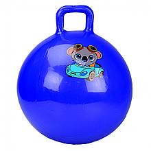 Мяч для фитнеса CB4502 в виде гири (Синий)