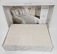 Покрывало My Bed Жакард 170x240 с наволочкой Ariana Bej