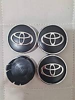 Колпачки, заглушки на диски  Toyota Тойота 60 мм / 56 мм