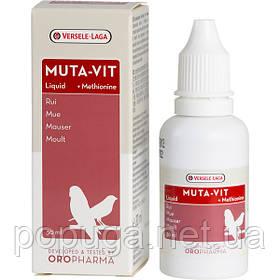 Oropharma Muta-Vit Liquid ОРОФАРМА МУТА-ВИТ жидкие витамины для оперения птиц