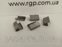 Скріпа 16 мм для ПП стрічки