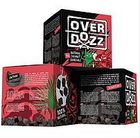 Уголь кокосовый Over Dozz от Starbuzz (64 кубика) 2,6*2,6
