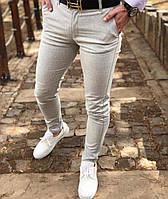 Мужские брюки белые Турция