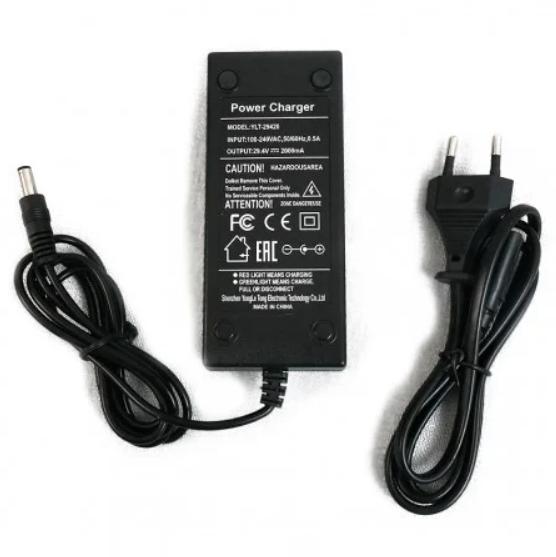 Зарядное устройство Power Charger на 48V для электросамоката | адаптер, блок питания для электротранспорта