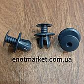 Кріплення обшивки облицювання салону, панелі захисту моторного відсіку Volkswagen. ОЕМ: 70186729901C, 701867299