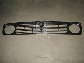 Решітка радіатора (облицювання) ВАЗ 2121 (вир-во ДААЗ). 21210-840101450