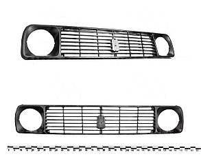 Решітка радіатора ВАЗ 2121 (чорна). 2121-8401014 (КамПласт)