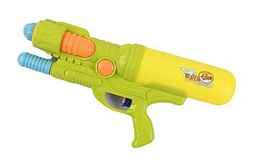Водный бластер пистолет с насосом 50 см Зеленый