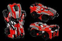 Робот Трансформер Change DeformationWhirlwind war Красный, фото 2