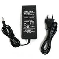 Зарядний пристрій Power Charger на 48V для електросамоката | адаптер, блок живлення для електротранспорту, фото 1