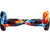 Гироборд Smart Balance 10 дюймів Вогонь і вода самобаланс   гироскутер дитячий Смарт Баланс 10 до 120 кг, фото 7
