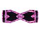 Гироборд Smart Balance 8 дюймів Космос фіолетовий самобаланс | гироскутер дитячий Смарт Баланс 8 LED фари, фото 4