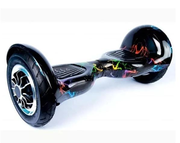 Гироборд Smart Balance 10 дюймів Блискавки самобаланс | гироскутер дитячий Смарт Баланс 10 до 120 кг