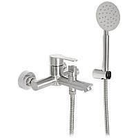 Смеситель для ванны MIXXUS DAX-142 (из нерж. стали) (MI2821)