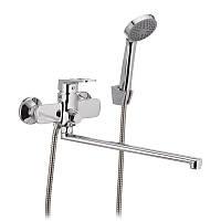 Смеситель для ванны MIXXUS NEVADA 006 (перекл. кнопкой) (MX0012)