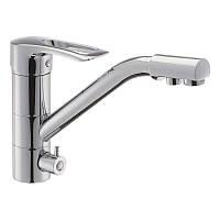 Смеситель для кухни Haiba HANSBERG 021 с выходом для питьевой воды (HB0681)