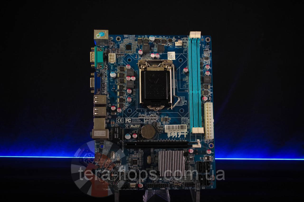 Материнская плата ASL XSH61M-V3 LGA 1155
