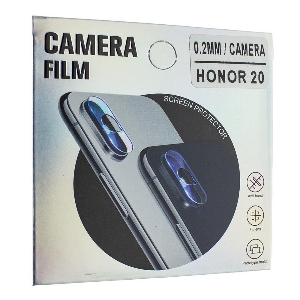 Захисне скло Mirror для камери Huawei Honor 20 YAL-L21 Прозорий
