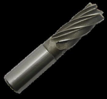 Фреза концевая Ø 20 Z-6 Р9К5 с цилиндрическим хвостовиком