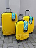 CARBON 310 Німеччина валізи чемодани, сумки на колесах, фото 4