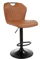 Барний стілець Vetro Mebel B-102 бренді