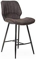 Барний стілець Vetro Mebel B-19 коричневий антик