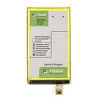Акумулятор PowerPlant Sony Xperia X Compact (LIS1634ERPC) 2700mAh