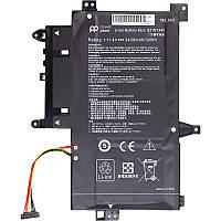 Аккумулятор  для ноутбуков ASUS Transformer Book Flip TP500L (B31N1345) 11.4V 3400mAh