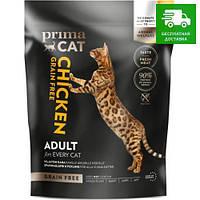 9146 PrimaCat Grain Free Chiken Adult, 4 кг