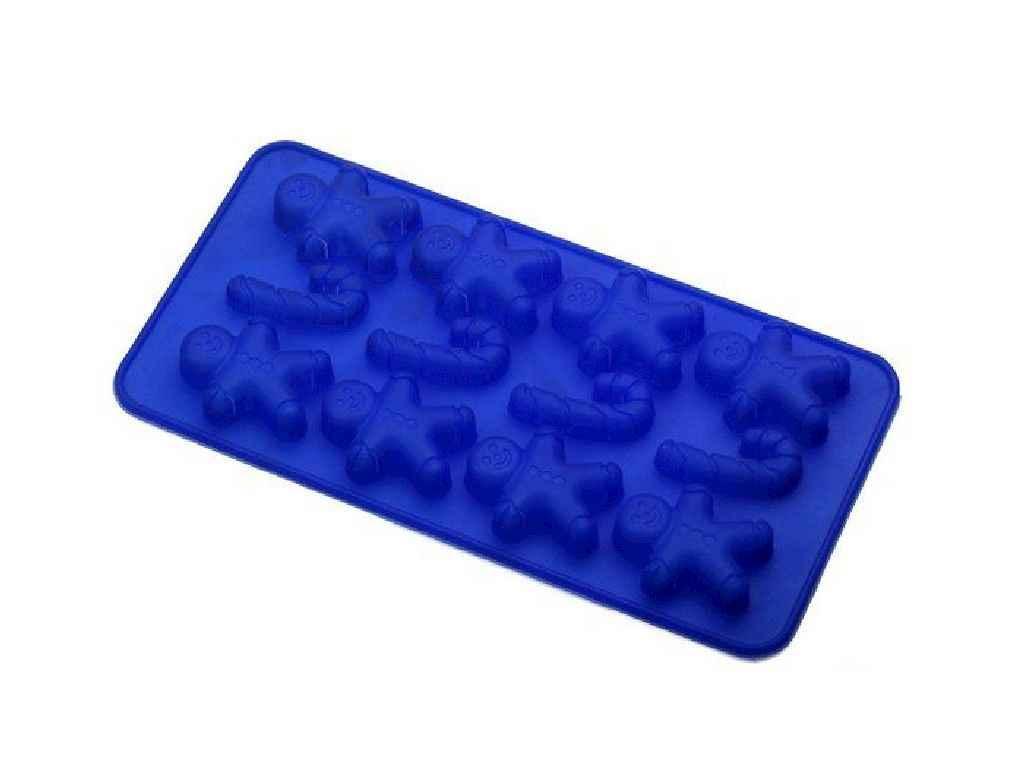 Форма для цукерок/льоду силік. Чоловічки 7150 ТМ EMPIRE