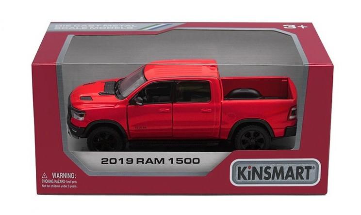 "KINSMART Мет. машина ""Dodge Ram"""