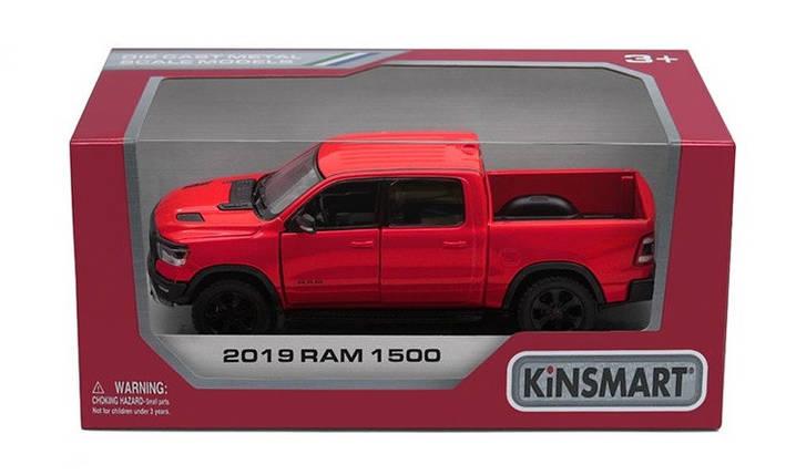 """KINSMART Мет. машина """"Dodge Ram"""", фото 2"""