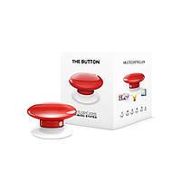 Кнопка управления Z-Wave Fibaro The Button red - FGPB-101-3