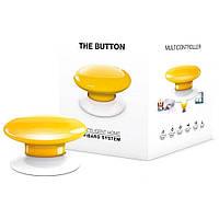 Кнопка управління Z-Wave Fibaro The Button yellow - FGPB-101-4