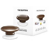 Кнопка управління Z-Wave Fibaro The Button brown - FGPB-101-7