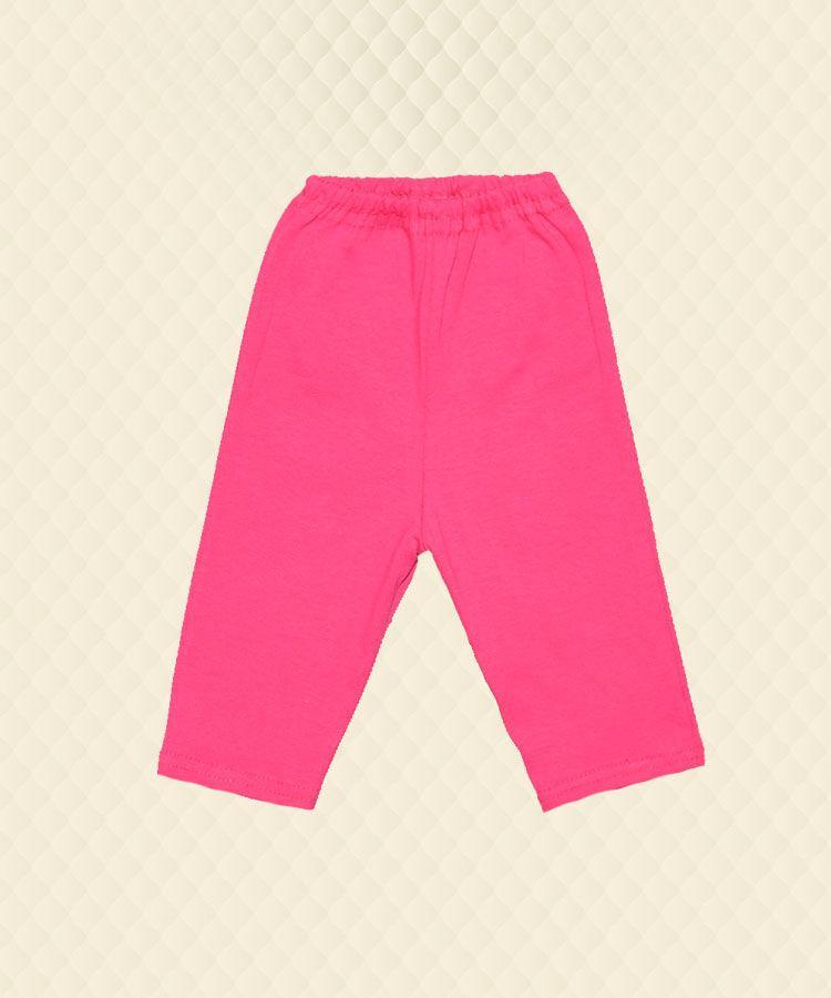 Тресс для дівчинки рожевий стрейч кулір маломерят