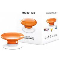 Кнопка управління Z-Wave Fibaro The Button orange - FGPB-101-8