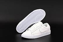 """Кросівки Nike Blazer LOW '77 """"Білі"""", фото 3"""