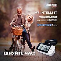 OMRON M7 Intelli IT - інноваційний монітор АТ