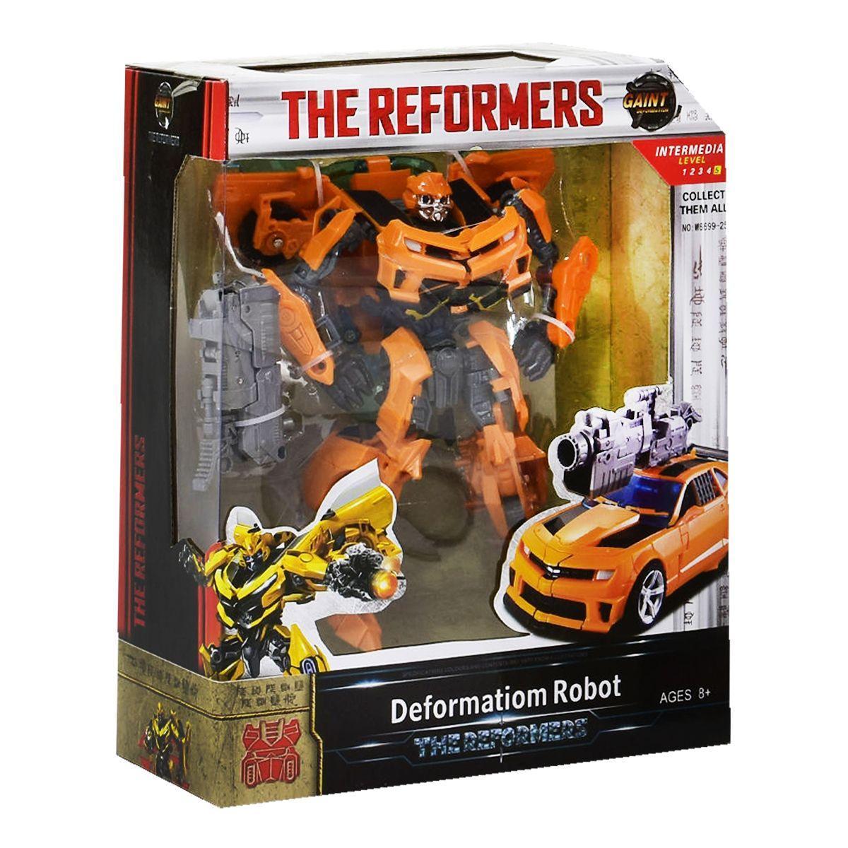 """Робот-трансформер """"Бамблбі"""" W6699-25"""