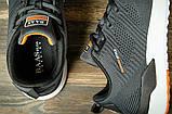 Кросівки чоловічі 10283, BaaS Ploa Running, темно-сірі [ 43 44 45 ] р.(43-27,5 см), фото 5