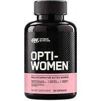 Витамины Opti-Women Optimum Nutrition (60 капсул)