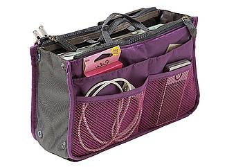 Органайзер для сумочки Adenki My Easy Bag Пурпурный 76-105-1022385 ES, КОД: 1852100